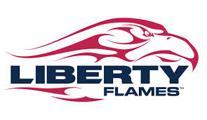 liberty flames logo